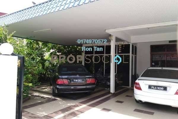Semi-Detached For Sale in Taman Pantai Jerjak, Gelugor Freehold Fully Furnished 5R/3B 1.5m
