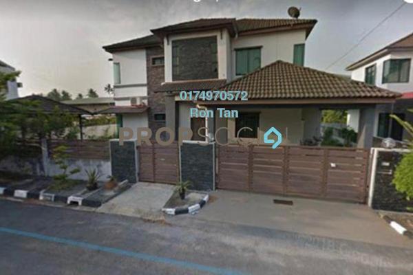 Bungalow For Sale in Taman Tambun Permai, Bukit Tambun Freehold Semi Furnished 6R/3B 1.5m