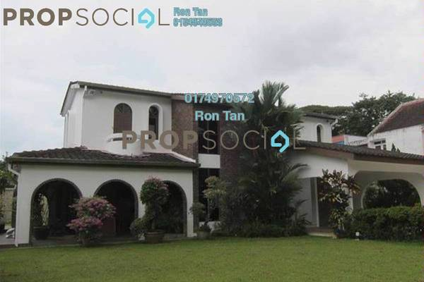 Bungalow For Sale in Jalan Skipton, Georgetown Freehold Fully Furnished 4R/5B 6.95m
