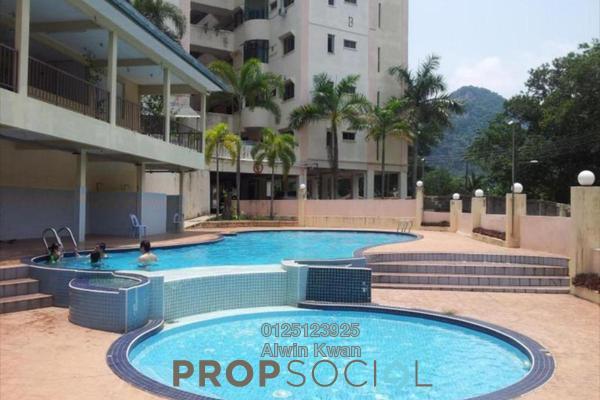 Apartment For Rent in Taman Desa Tambun, Tambun Freehold Fully Furnished 3R/2B 1.1k