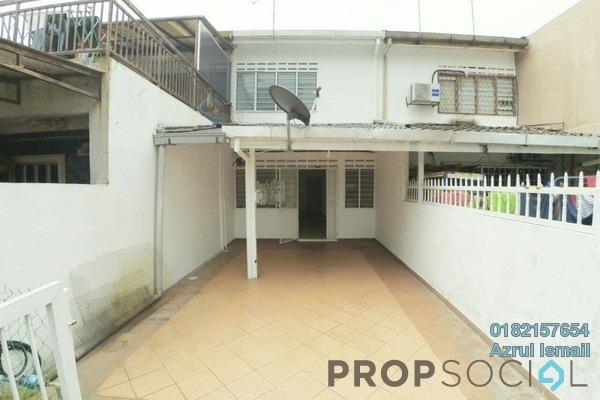 Terrace For Sale in Taman Permata, Wangsa Maju Freehold Semi Furnished 2R/2B 500k
