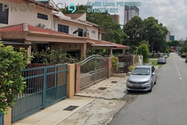 Terrace For Sale in SS14, Subang Jaya Freehold Fully Furnished 4R/2B 850k