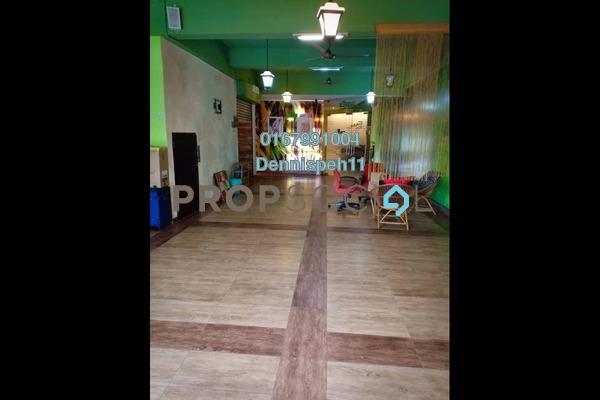 Shop For Rent in Taman Permas Jaya, Bandar Baru Permas Jaya Freehold Fully Furnished 0R/2B 1.2k