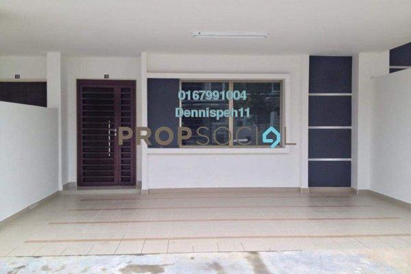 Terrace For Rent in Taman Seri Austin, Johor Bahru Freehold Unfurnished 4R/4B 1.4k