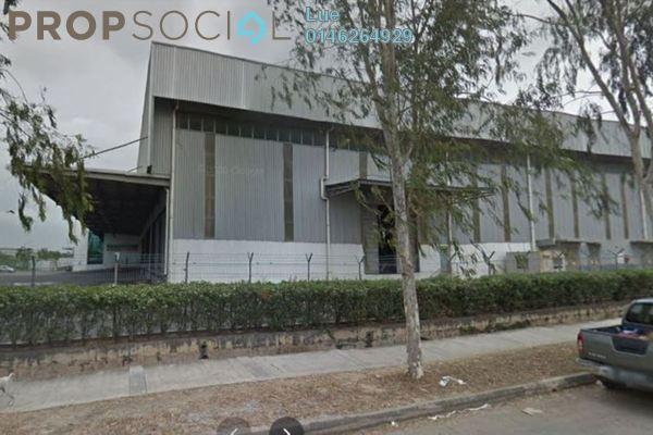 Factory For Rent in Perdana Industrial Park, Port Klang Freehold Unfurnished 0R/0B 208k