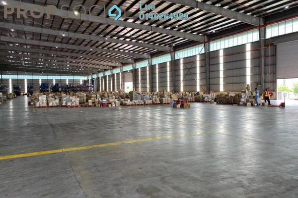 Factory For Rent in Perdana Industrial Park, Port Klang Freehold Unfurnished 0R/0B 252k