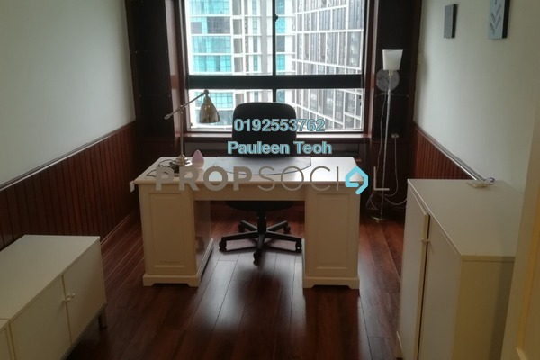 Condominium For Sale in Mont Kiara Pines, Mont Kiara Freehold Fully Furnished 3R/2B 730k