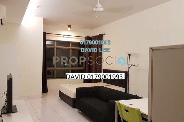SoHo/Studio For Rent in Neo Damansara, Damansara Perdana Freehold Fully Furnished 1R/1B 1.3k