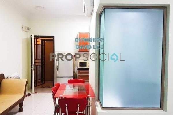Serviced Residence For Rent in Ritze Perdana 1, Damansara Perdana Freehold Fully Furnished 1R/1B 1.18k