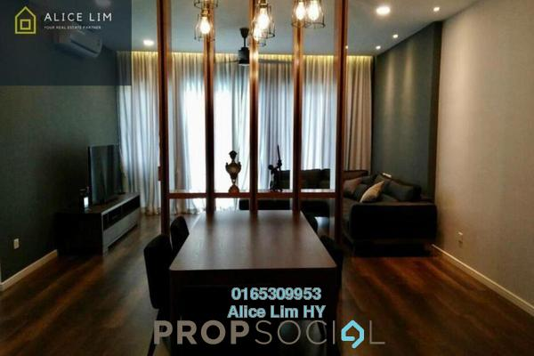 Condominium For Sale in The Latitude, Tanjung Tokong Freehold Fully Furnished 3R/3B 900k