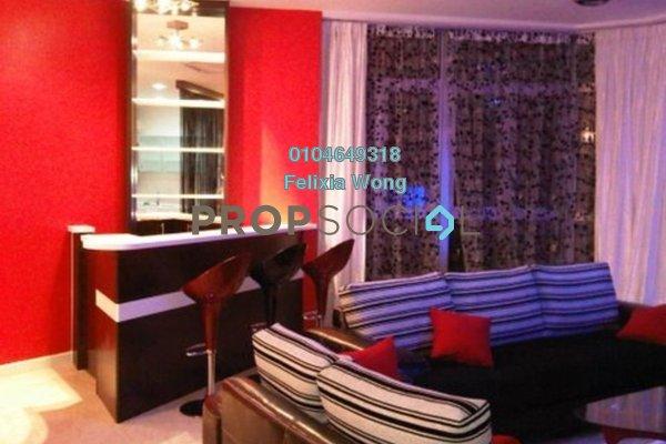 Condominium For Sale in Idaman Residence, Iskandar Puteri (Nusajaya) Freehold Fully Furnished 3R/3B 1.4m