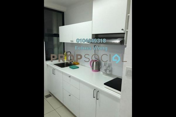 Condominium For Rent in You Vista @ You City, Batu 9 Cheras Freehold Fully Furnished 3R/2B 1.6k