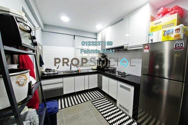 Apartment For Sale in Putra Harmoni, Putrajaya Freehold Semi Furnished 3R/2B 299k