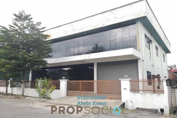 Factory For Rent in Menglembu Industrial Area, Menglembu Freehold Unfurnished 0R/0B 6.8k