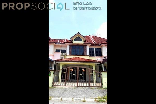 Terrace For Sale in Taman Ipoh Permai, Ipoh Leasehold Semi Furnished 4R/3B 425k