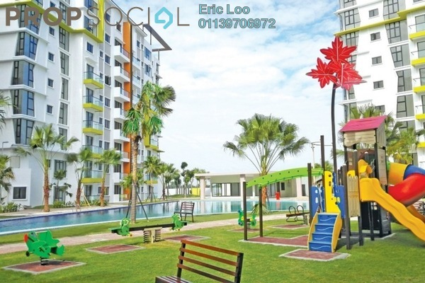 Condominium For Sale in Treetops Residency, Ipoh Freehold Semi Furnished 6R/5B 469k