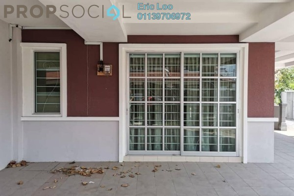 Terrace For Sale in Bandar Seri Botani, Ipoh Freehold Semi Furnished 4R/3B 480k