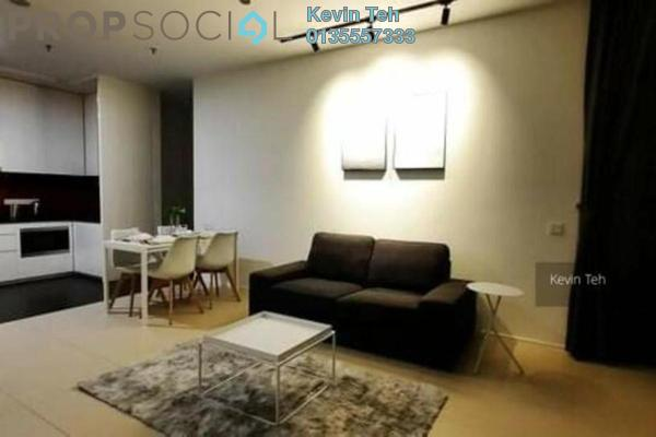 Condominium For Rent in Arcoris, Mont Kiara Freehold Fully Furnished 1R/1B 3k
