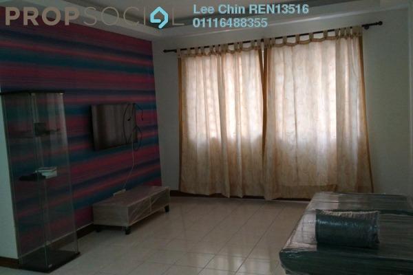 Condominium For Rent in Cengal Condominium, Bandar Sri Permaisuri Freehold Fully Furnished 3R/2B 1.65k
