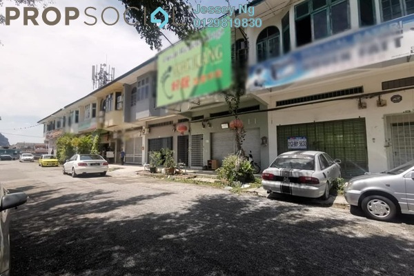 Shop For Rent in Kampung Bercham, Ipoh Freehold Unfurnished 0R/4B 1.6k