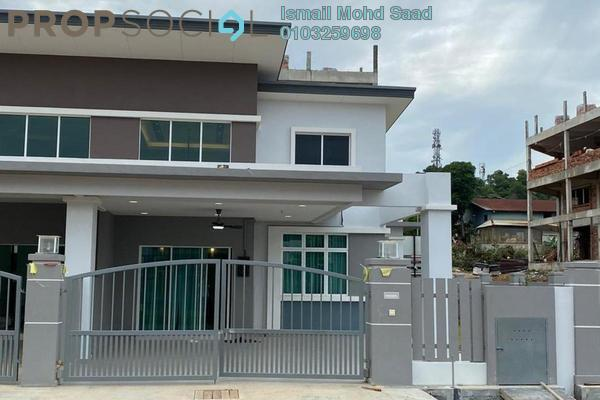 Terrace For Sale in Taman Bukit Rambai Putra, Melaka Freehold Unfurnished 4R/2B 286k