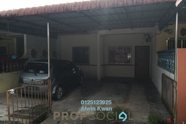 Terrace For Rent in Taman Seri Iskandar, Seri Iskandar Freehold Unfurnished 3R/1B 400translationmissing:en.pricing.unit