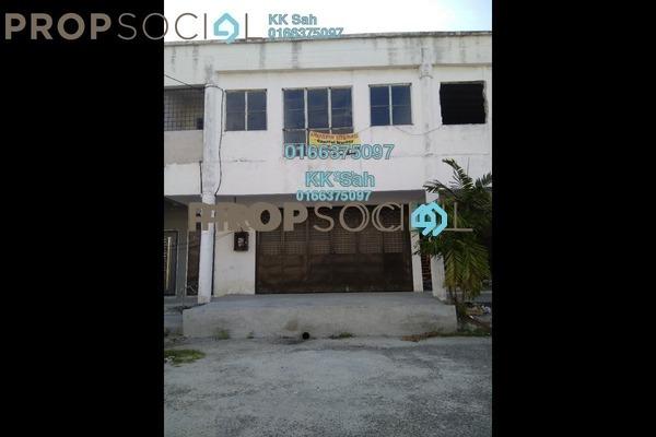 Factory For Rent in Bandar Armada Putra, Port Klang Freehold Unfurnished 1R/2B 1.3k
