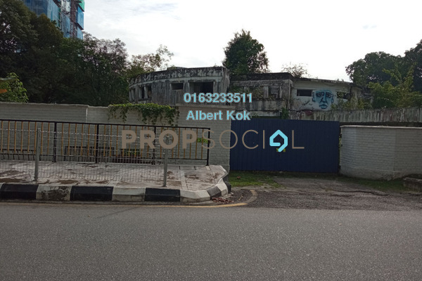 Bungalow For Sale in Madge Mansions, Ampang Hilir Freehold Unfurnished 0R/0B 53.5m