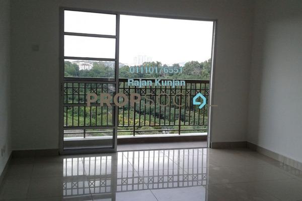 Condominium For Rent in Saujana Aster, Putrajaya Freehold Semi Furnished 3R/2B 1.6k