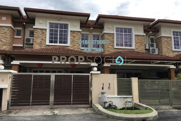 Superlink For Sale in Cheras Vista, Bandar Mahkota Cheras Freehold Semi Furnished 4R/3B 735k