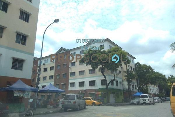 Apartment For Sale in Bandar Bukit Tinggi 2, Klang Freehold Semi Furnished 3R/2B 129k