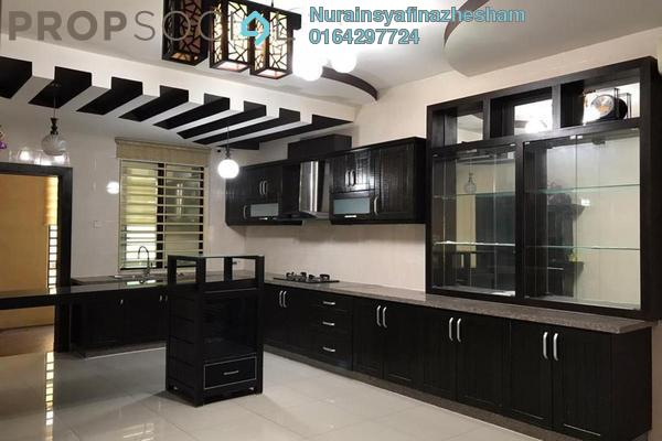 Bungalow For Sale in Taman Aman Perdana, Klang Freehold Unfurnished 5R/6B 1.3m