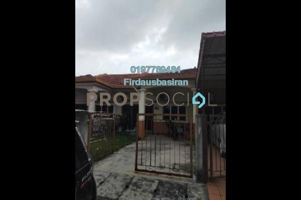 Terrace For Sale in Taman Meru Aman, Meru Freehold Unfurnished 4R/2B 340k