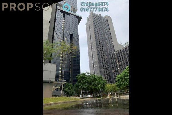 Condominium For Sale in Icon City, Petaling Jaya Leasehold Semi Furnished 5R/4B 807k