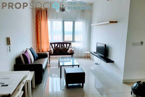 Condominium For Rent in Savanna Executive Suites, Southville City Freehold Semi Furnished 3R/2B 1.38k