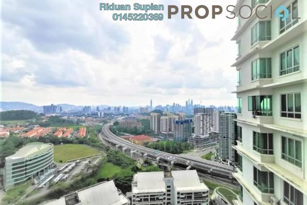 Condominium For Sale in Riana Green East, Wangsa Maju Freehold Semi Furnished 5R/4B 820k