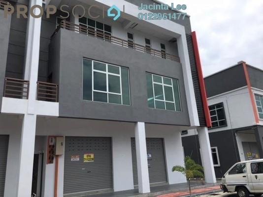Shop For Sale in Kota Laksamana, Bandar Melaka Freehold Semi Furnished 0R/6B 591k