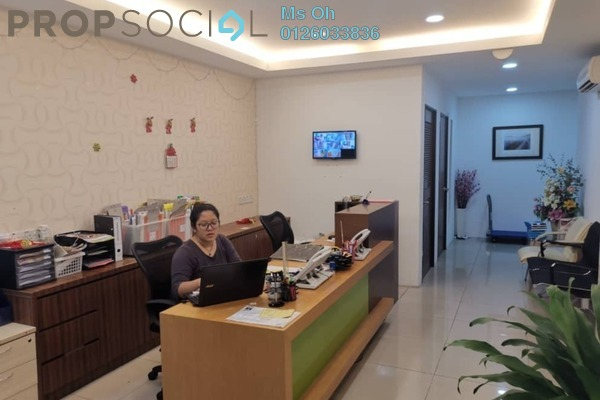 Office For Sale in IOI Boulevard, Bandar Puchong Jaya Freehold Semi Furnished 0R/2B 1.7m