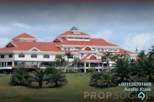 Land For Sale in Tiara Melaka Golf & Country Club, Melaka Freehold Unfurnished 0R/0B 286k