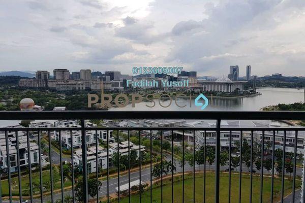 Condominium For Rent in Tamara, Putrajaya Freehold Semi Furnished 3R/2B 2.5k