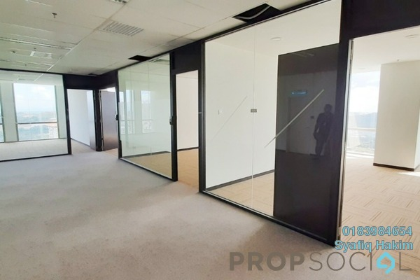 Office For Rent in IOI City Tower, IOI Resort City Freehold Semi Furnished 0R/0B 7.79k