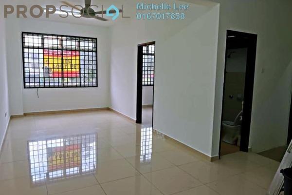 Apartment For Rent in Taman Ehsan Jaya, Johor Bahru Freehold Unfurnished 3R/2B 750translationmissing:en.pricing.unit