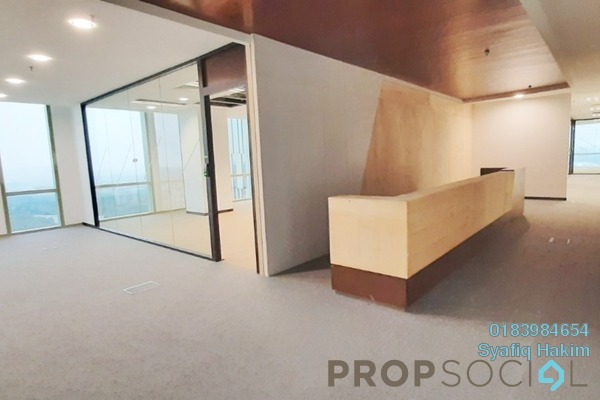 Office For Rent in IOI City Tower, IOI Resort City Freehold Unfurnished 0R/0B 12.8k