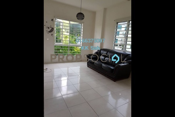 Townhouse For Rent in Section 6, Bandar Mahkota Cheras Freehold Semi Furnished 3R/2B 950translationmissing:en.pricing.unit