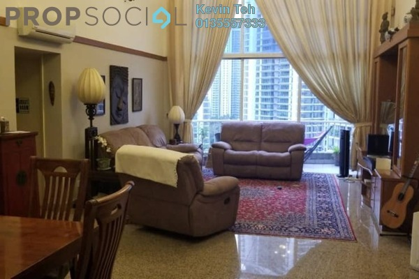 Condominium For Rent in Mont Kiara Pelangi, Mont Kiara Freehold Semi Furnished 4R/4B 4.6k