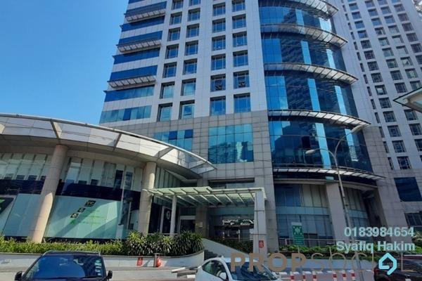 Office For Rent in Plaza Sentral, KL Sentral Freehold Unfurnished 0R/0B 67k