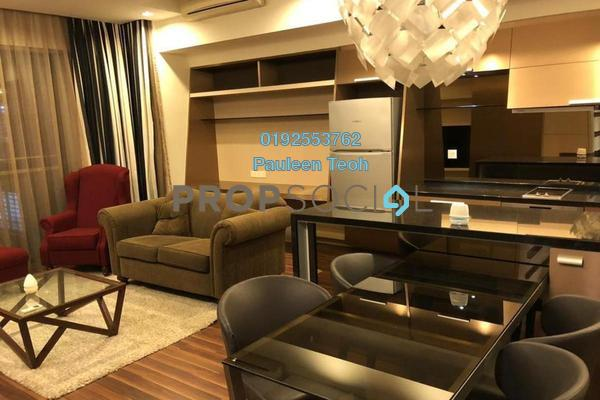Condominium For Rent in VERVE Suites, Mont Kiara Freehold Fully Furnished 2R/2B 3.65k