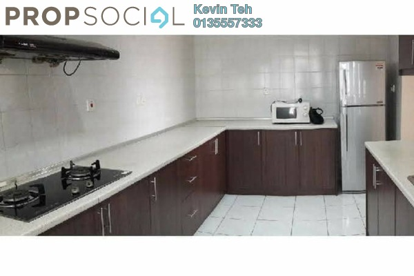 Condominium For Sale in Mont Kiara Pelangi, Mont Kiara Freehold Fully Furnished 3R/2B 820k