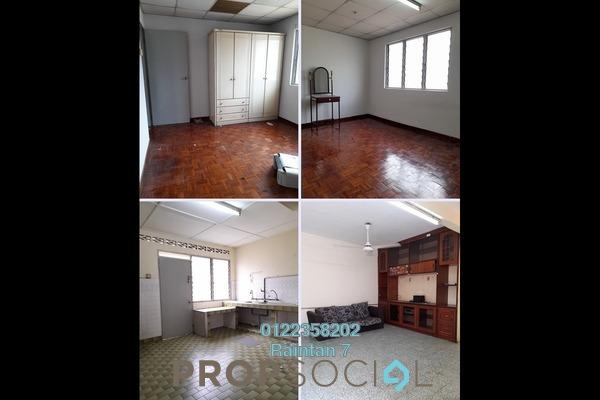 Terrace For Rent in Bandar Baru Sri Petaling, Sri Petaling Freehold Semi Furnished 2R/1B 1.1k