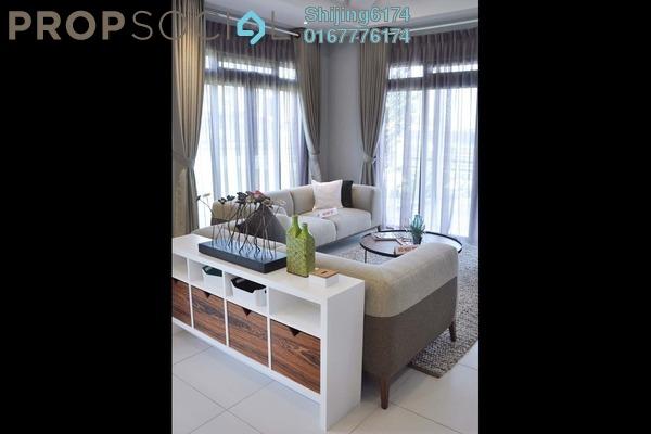 Terrace For Sale in The Vantage, Bandar Mahkota Cheras Freehold Unfurnished 6R/6B 1.1m